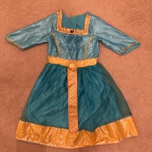 Disney Princess Merida of Brave Halloween Costume